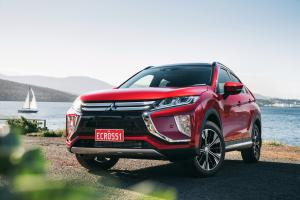Mitsubishi Eclipse Cross Exceed 2018 года