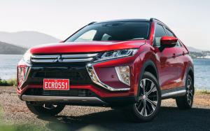 Mitsubishi Eclipse Cross Exceed 2018 года (AU)