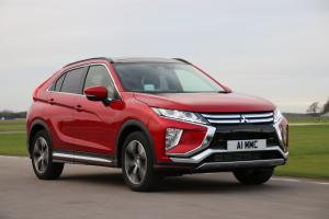 2018 Mitsubishi Eclipse Cross First Edition