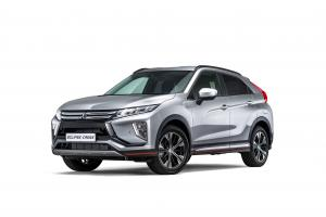 2018 Mitsubishi Eclipse Cross Intense S
