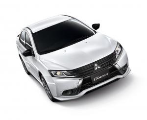 2018 Mitsubishi Grand Lancer Excellent Edition