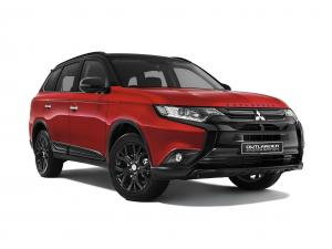 2018 Mitsubishi Outlander Sports Edition