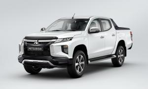 2018 Mitsubishi Triton Double Cab Accessorized