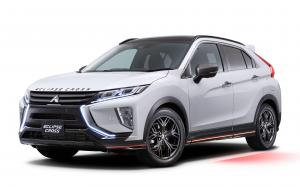 Mitsubishi Eclipse Cross Accessorized 2019 года (JP)
