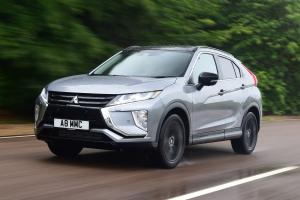 Mitsubishi Eclipse Cross Black Connected 2019 года