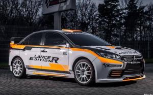 Mitsubishi Lancer Edition R by Dytko Sport & Proto Cars 2019 года