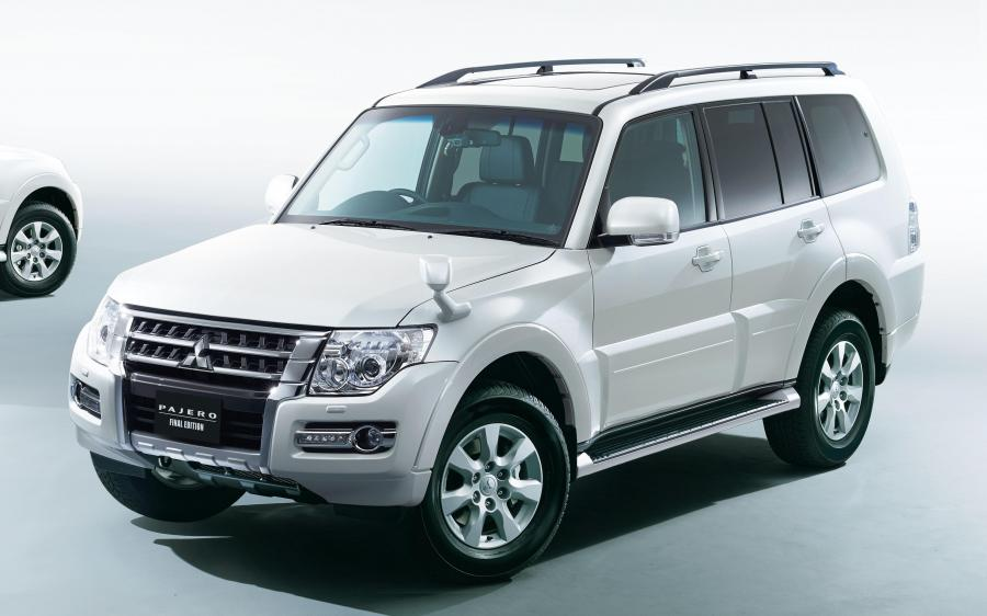 Mitsubishi Pajero Final Edition 5-Door (JP) '2019 - 19