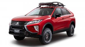 2019 Mitsubishi Eclipse Cross Weekend Explore Specification