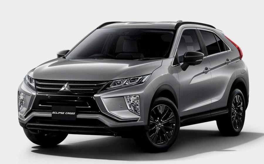Mitsubishi Eclipse Cross Black Edition 2020 года  для рынка СНГ