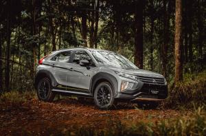 2020 Mitsubishi Eclipse Cross Outdoor
