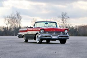 1957 Monarch Lucerne Convertible