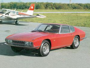 Monteverdi High Speed 375 S von Frua 1967 года