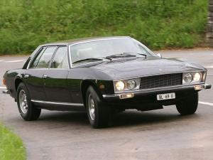 Monteverdi High Speed 375/4 von Fissore 1971 года