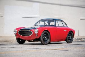 Moretti 750 Gran Sport Berlinetta by Michelotti 1953 года