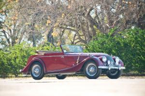1954 Morgan Plus 4 Drophead Coupe