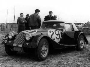 Morgan Plus 4 Super Sports 1961 года