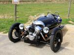 Morgan 3-Wheeler 2011 года