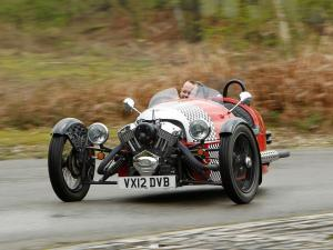 2011 Morgan 3-Wheeler