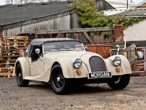 Morgan Plus 4 Sport 2011 года