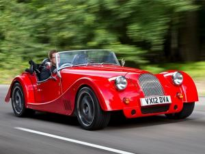 2012 Morgan Plus 8