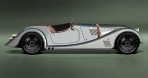 Morgan Plus 8 Speedster Renderings 2014 года