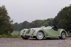 2015 Morgan Plus 8 Speedster