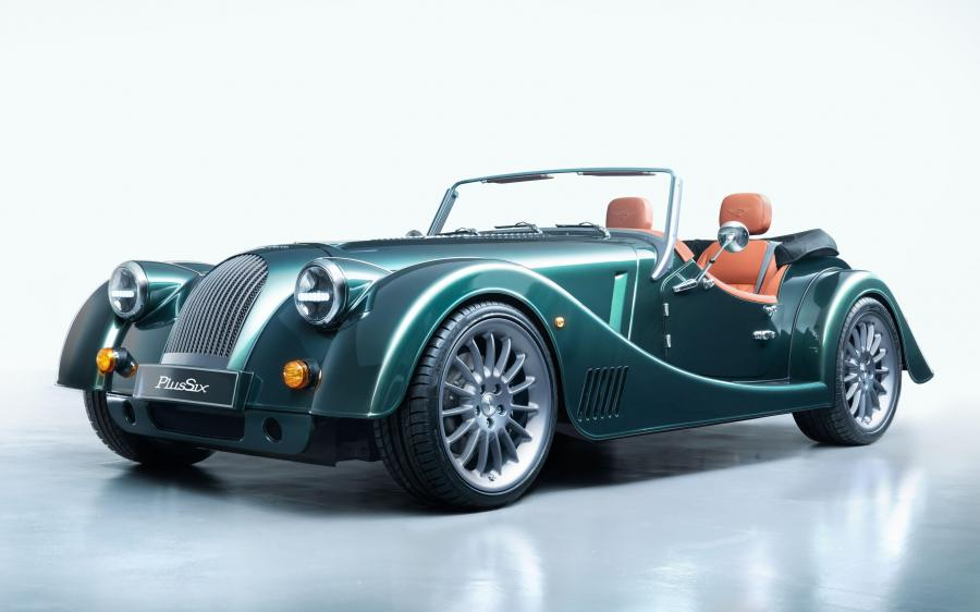 Morgan Plus Six First Edition '2019