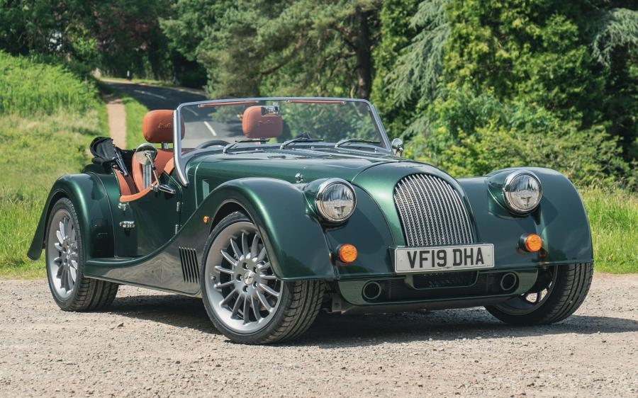 Morgan Plus Six '2019
