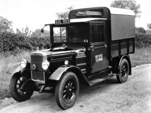 1934 Morris Commercial L2 Jointers Utility Vehicle