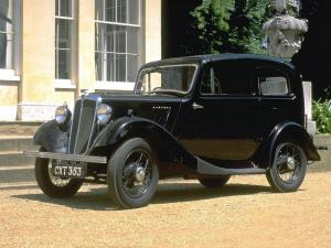 1935 Morris Eight 2-Door Saloon