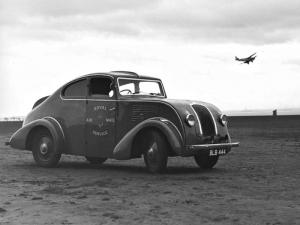 Morris Minor 15CWT Air Mail Van 1935 года