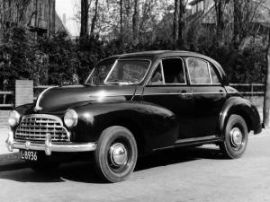 Morris Oxford MO Saloon 1948 года
