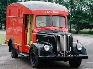 Morris LC5 Royal Mail Van 1956 года