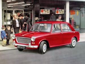 1962 Morris 1100 4-Door Saloon