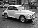 Morris Minor 1000 2-Door Saloon 1962 года