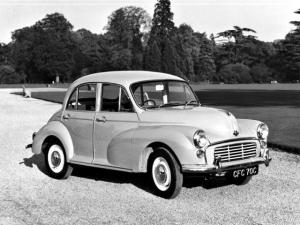 1962 Morris Minor 1000 4-Door Saloon
