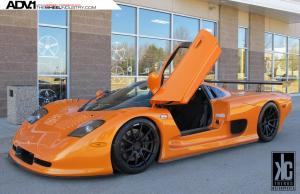 Mosler MT900S by Trends Motorsports on ADV.1 Wheels (ADV10MV1SL) 2015 года
