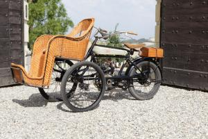 Fongri-NSU V-Twin Tricycle 1919 года