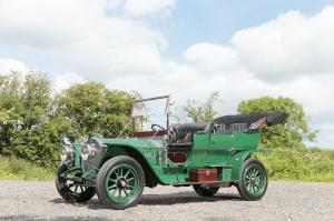 1908 Napier Type 23A Touring