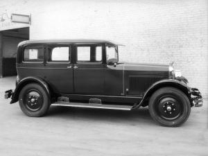 1926 Nash Special Six 4-Door Cavalier Sedan