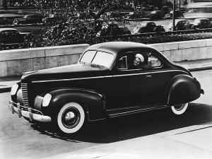 1939 Nash Ambassador Eight Coupe