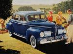 Nash Ambassador 600 4-Door Sedan 1941 года