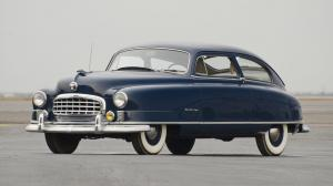 1949 Nash Ambassador Super 2-Door Sedan