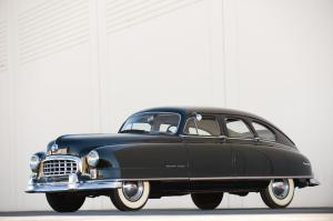 1950 Nash Ambassador Custom 4-Door Sedan