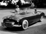 Nash-Healey Prototype 1950 года