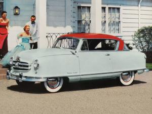 1951 Nash Rambler Custom Country Club