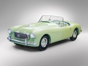 Nash-Healey LeMans Alloy Roadster 1951 года