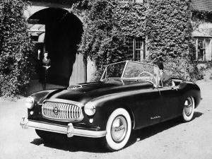1951 Nash-Healey Roadster Pre-Production