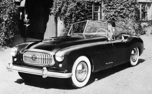 Nash-Healey Roadster Pre-Production 1951 года