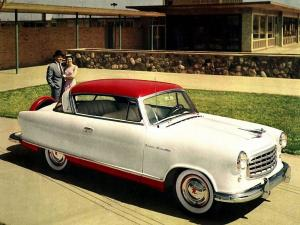1955 Nash Rambler Custom Country Club